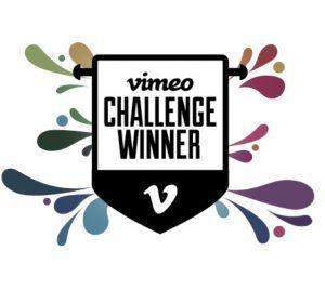 Vimeo Challenge Winner