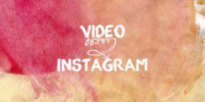 Video to Instagram