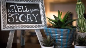 We Tell Your Story