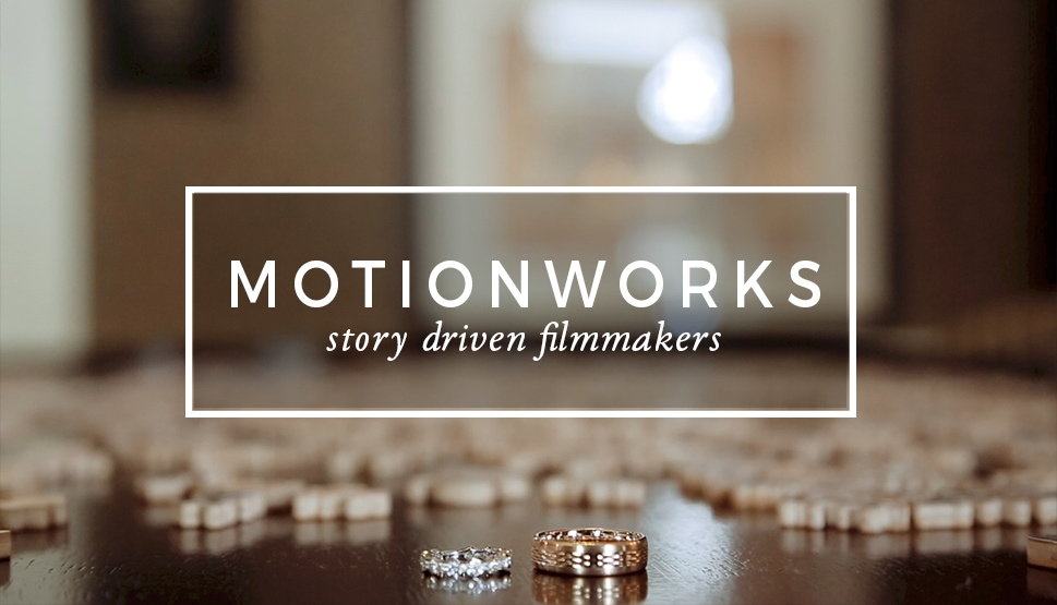 motionworks wedding films, wedding videographer, wv wedding videographer