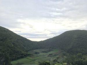 monte brasil terceira caldera