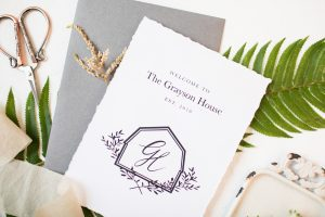 the grayson house stationery