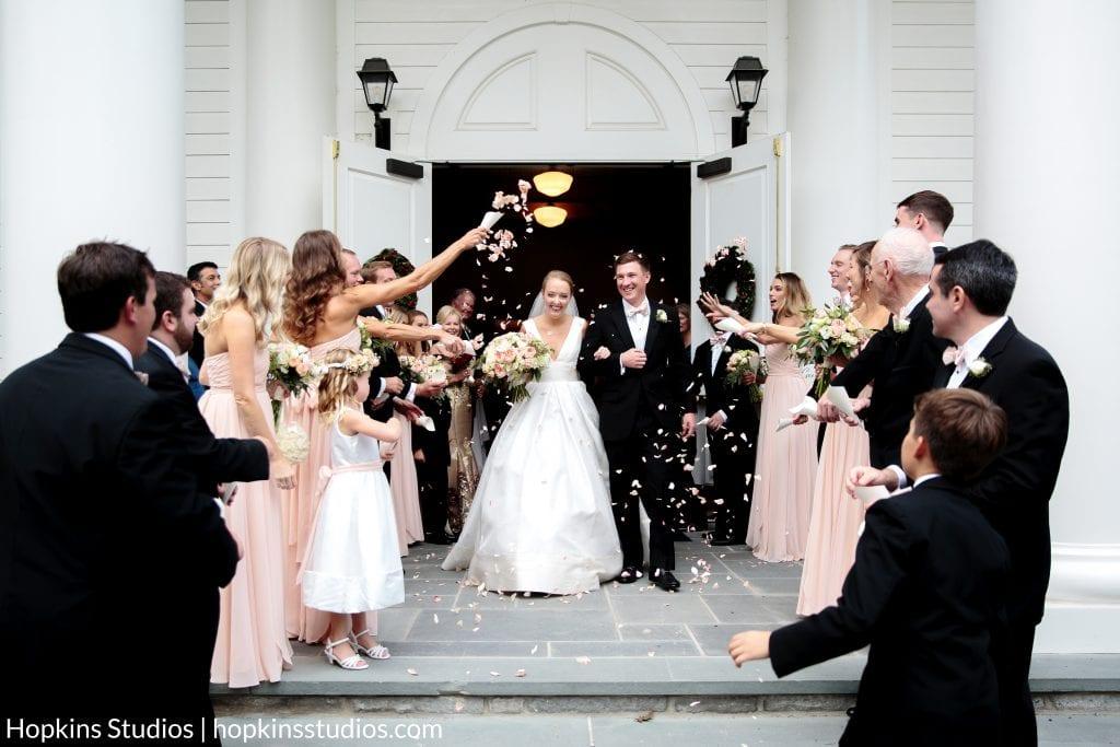 Caroline + Wyatt   A Fall Wedding at The Greenbrier Resort