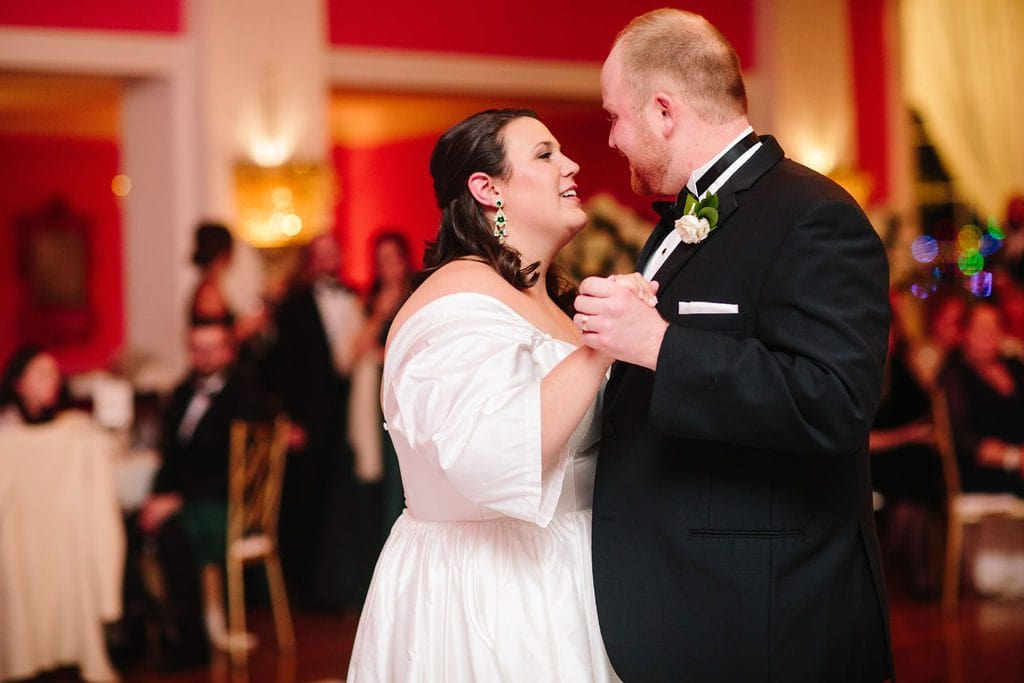 cameo ballroom wedding reception