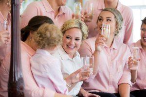 bridal toast, east terrace greenbrier
